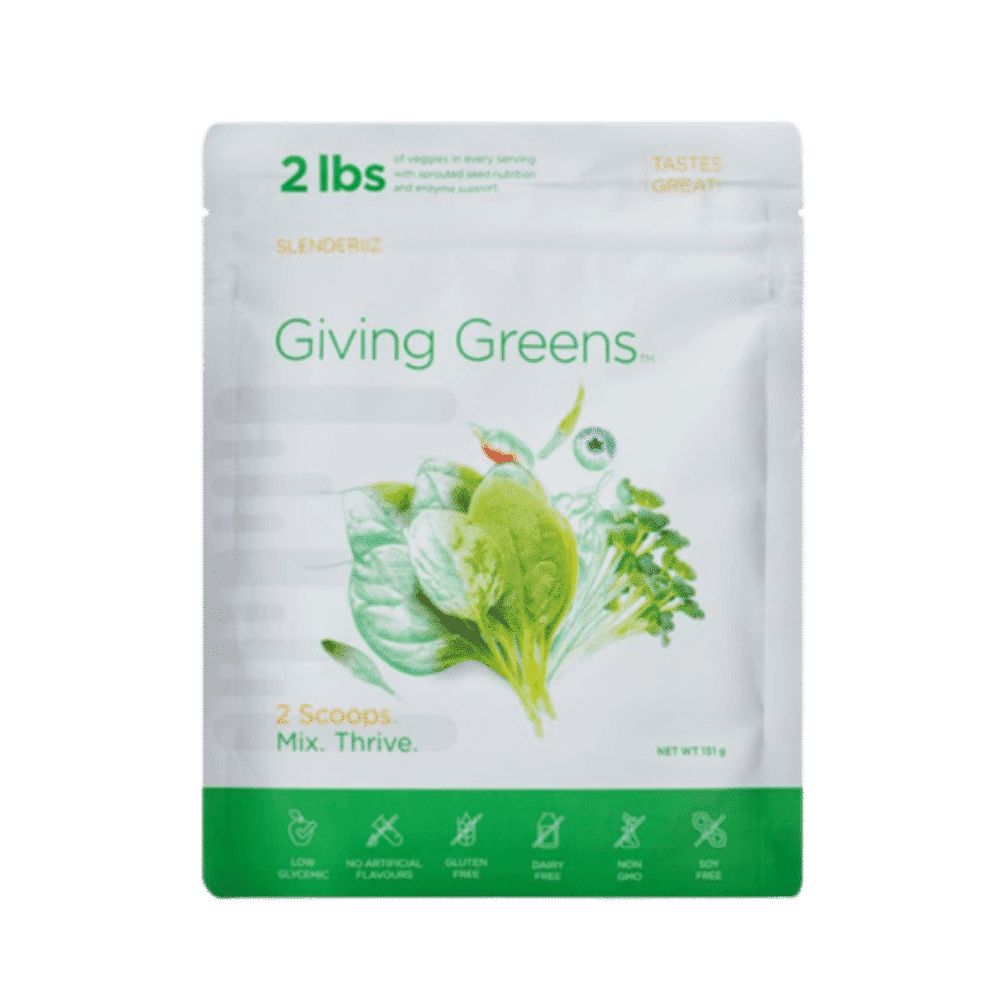 Giving Greens Drink - Food Supplement - Nutrition - product ARIIX