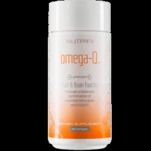 Omega-Q - Voedingssupplement - Vitale Organen - ARIIX Product