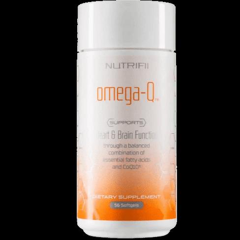 Omega-Q - Complément Alimentaire - Organes Vitaux - produit ARIIX