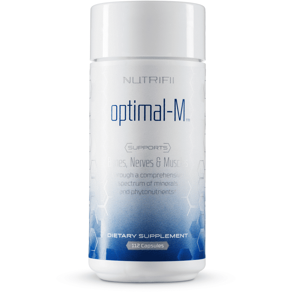 Optimal-M - Voedingssupplement - Energie - ARIIX Product