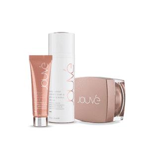 """Optimal Skin"""" Pack - Cosmetic Pack - Tensing Serum + Nourishing Night Cream + Lightening Care - ARIIX product"""