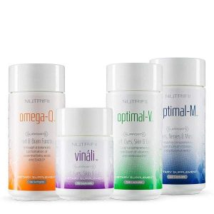 """Vitality Care"""" Pack - Food Supplement Pack - Heart Care - ARIIX product"""