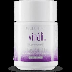 Vinali - Complément Alimentaire - Santé de la Peau - produit ARIIX