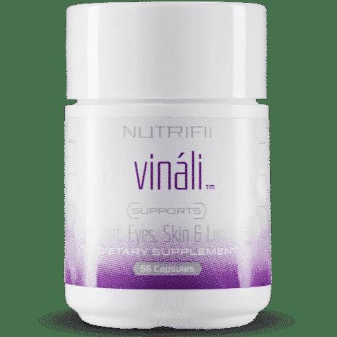 Vinali - Suplemento nutricional - Salud de la piel - Producto ARIIX