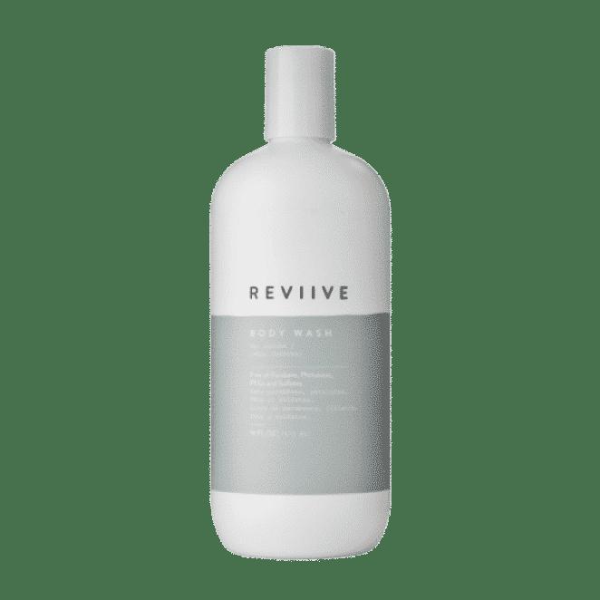 Le gel douche Reviive de Ariix est un gel douche naturel et sain.